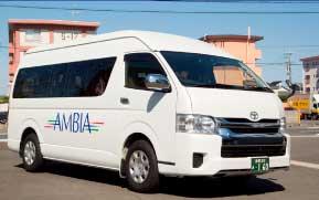 ジャンボタクシー画像
