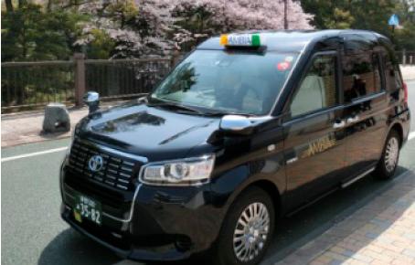 ジャパンタクシー画像